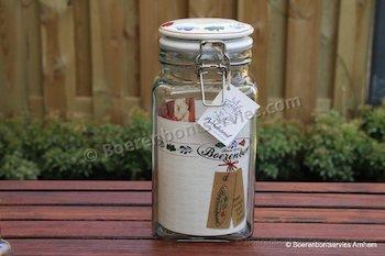 Jars servies